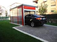 Parking lift CITYCUBE MONTAUTO - UPDINAMIC