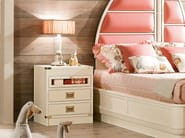 Wooden bedside table with drawers 652   MILLERIGHE - Caroti