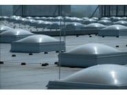 Dome rooflight ESSERTOP - BOVEMA ITALIA