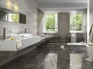 White-paste wall tiles with marble effect MARMI IMPERIALI WALL Elegance Striato - Impronta Ceramiche by Italgraniti Group
