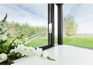 Stainless steel pull handle for sliding windows SQUARE | Pull handle for sliding windows - Formani Holland B.V.