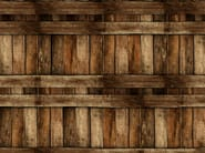 Wood effect outdoor wallpaper WOODEN - Wall&decò
