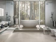 White-paste wall tiles with stone effect NATURAL STONE WALL Basaltina - Impronta Ceramiche by Italgraniti Group