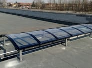 Continuous rooflight ROOFLIGHT - BOVEMA ITALIA