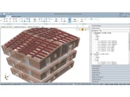 Masonry and mixed construction calculation TRAVILOG TITANIUM 4 - Modulo MURATURE - LOGICAL SOFT