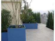 Fiber cement planter Planters combined - IMAGE'IN by ATELIER SO GREEN