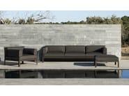 Modular garden sofa NAK   Modular sofa - Bivaq