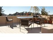 Rectangular garden table VINT | Rectangular table - Bivaq