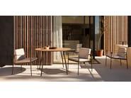 Round garden table VINT | Round table - Bivaq