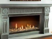 Gas Fireplace insert FOCUS - ITALKERO