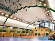 Sound absorbing glass wool ceiling tiles Ecophon Super G™ Plus A - Saint-Gobain ECOPHON