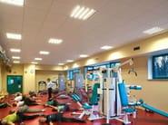 Acoustic glass wool ceiling tiles Ecophon Gedina™ E - Saint-Gobain ECOPHON