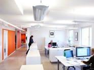 Acoustic glass wool ceiling tiles Ecophon Master™ B - Saint-Gobain ECOPHON