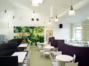 Acoustic glass wool ceiling tiles Ecophon Master™ Rigid A - Saint-Gobain ECOPHON