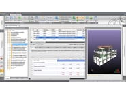 CAD-integrated quantity calculation software STR VISION BIM - STR - TSS S.p.A. - Gruppo TeamSystem