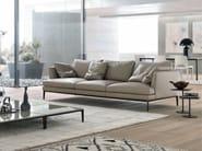 Leather sofa PORTOFINO | Leather sofa - ALIVAR