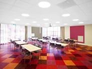 LED built-in lamp for false ceiling Ecophon Dot™ LED - Saint-Gobain ECOPHON