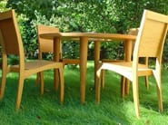 Round wooden table FOCUS | Round table - sixay furniture