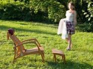Recliner garden chair GRASSHOPPER | Garden chair - sixay furniture