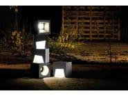 Cement Floor lamp CEMENTO STYLE MODULO A 118 - Lombardo