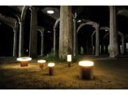LED PMMA Floor lamp CLAMP 60 HIGH | Floor lamp - Lombardo