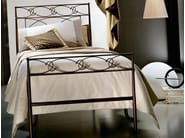 Wrought iron single bed SPRING | Single bed - CIACCI