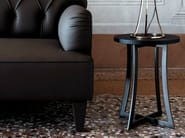 Low round side table KING | Round coffee table - CIACCI