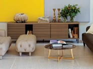 Sideboard with sliding doors VERVE | Sideboard - CIACCI