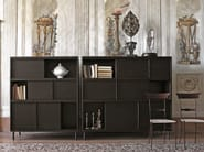 Wooden highboard VERVE | Highboard - CIACCI