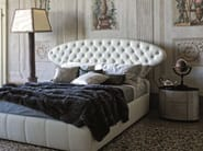 Double bed with high headboard DOLCEVITA - CIACCI