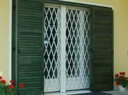Retractable steel security bar DIBIBLIND - DI.BI. PORTE BLINDATE