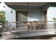 Roller shutter SECURFLAP - DI.BI. PORTE BLINDATE