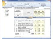 Quantity calculation and works accounting COMPENSI - Edilizia Namirial - Microsoftware - BM Sistemi