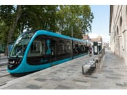 Seating for Le Tramway Besancon
