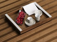 Wooden drawers divider B3 INTERIOR SYSTEM | Walnut drawers divider - Bulthaup