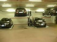 Automatic parking systems IP1 - ML - IDEALPARK