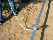 Personal protective equipment GREEN BINARIO - Spider® Lineevita by Security Building Service