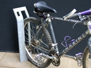 Steel Bicycle rack BIKE STAND - Factory Street Furniture