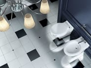 Bathroom furniture set PROVENCE'900 Retro Style - BLEU PROVENCE