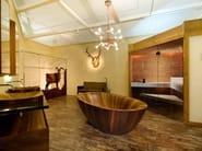 Freestanding oval bathtub Laguna Pearl - aLEGNA - Intercontact