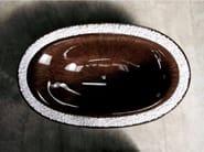 Freestanding oval bathtub Laguna Spa - aLEGNA - Intercontact