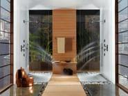 Waterfall shower FITNESS - Bossini