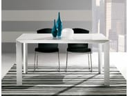 Extending dining table MANHATTAN | Extending table - RIFLESSI