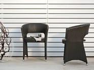 Garden chair with armrests GURU - Atmosphera