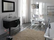 Console sink with drawers IMPERO STYLE | Console sink - Giulini G. Rubinetteria