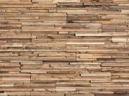 Wooden 3D Wall Cladding for interior PARKER - Wonderwall Studios