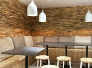 Wooden 3D Wall Cladding MERCURY - Wonderwall Studios