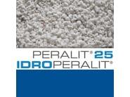 Expanded perlite IDROPERALIT® - Perlite Italiana
