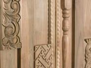 Indoor wooden 3D Wall Cladding PHOENIX - Wonderwall Studios