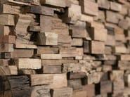Indoor wooden 3D Wall Cladding DAYS - Wonderwall Studios